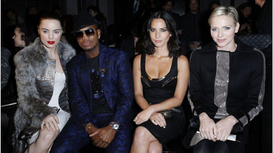 El Front Row de la Alta Costura: ¡las famosas invaden París!