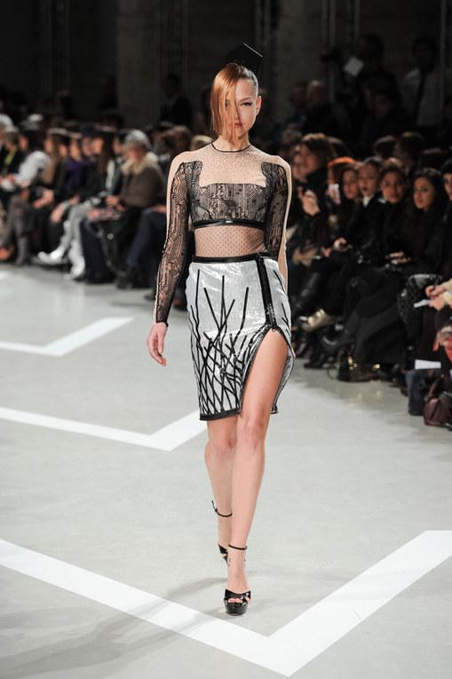 Défilé Julien Fournié Haute Couture Printemps-Eté Paris 2013