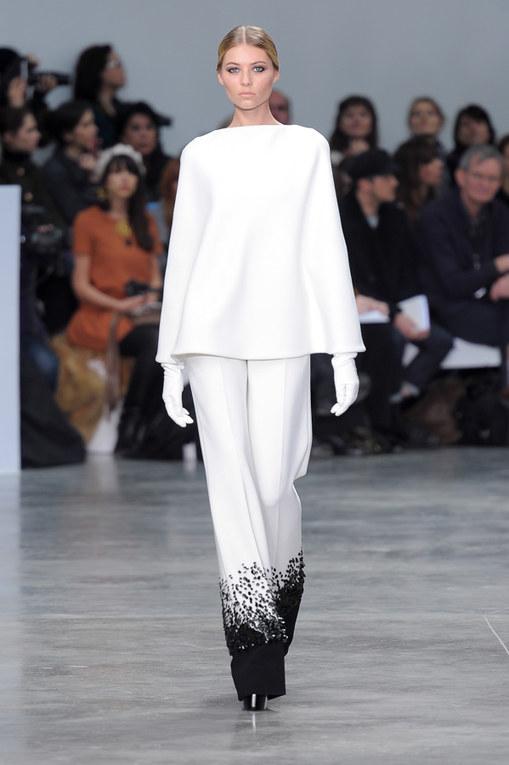 Défilé Stéphane Rolland Haute Couture Printemps-Eté Paris 2013