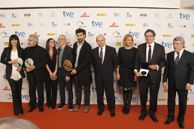 Los premiados de la XVIII edición de los Premios Forqué
