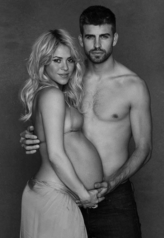 Shakira, la star della musica diventa mamma