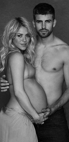 Shakira: la estrella de la música se convierte en mamá