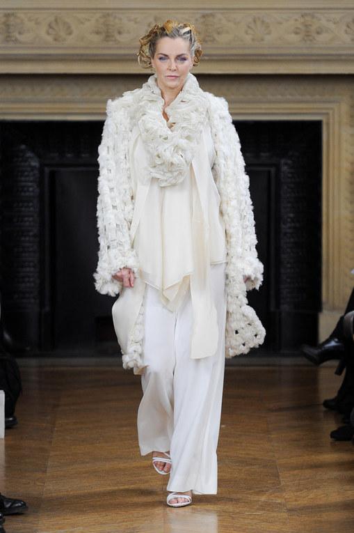 Défilé Maurizio Galante Haute Couture PE 2013