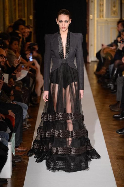 Défilé Clarisse Hieraix Haute Couture PE 2013