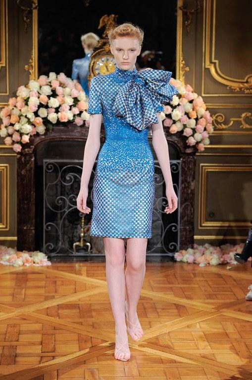 Défilé Jantaminiau Haute Couture Printemps-Eté 2013