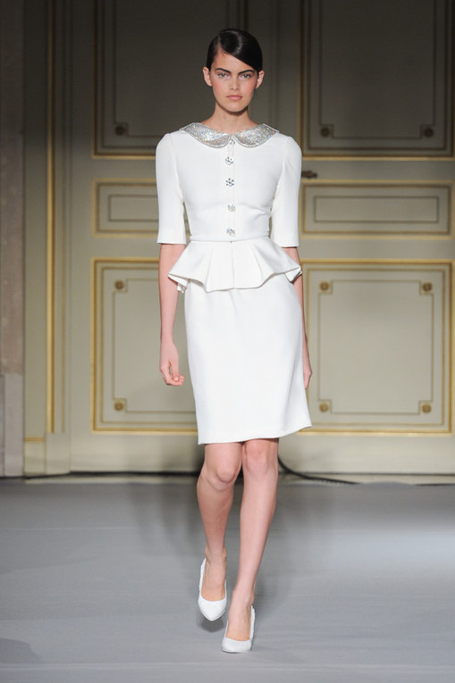Défilé Georges Obeika Haute Couture Printemps-Eté 2013