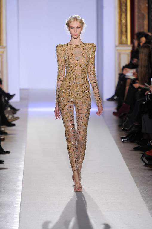 Défilé Zuhair Murad Haute Couture Printemps-Eté Paris 2013 @ PixelFormula