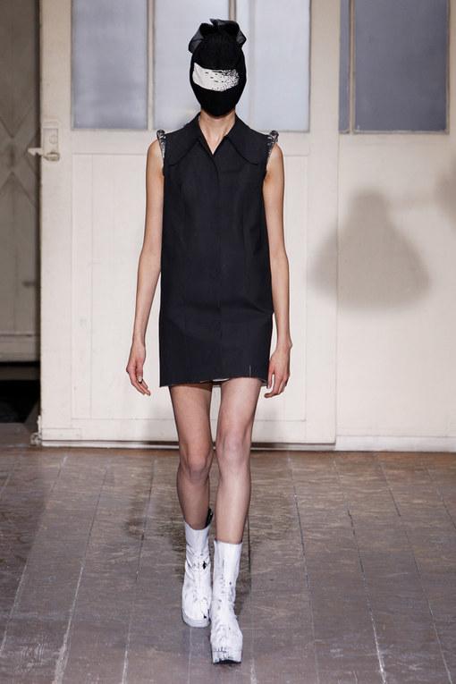Défilé Maison Martin Margiela Haute Couture Printemps-Eté Paris 2013