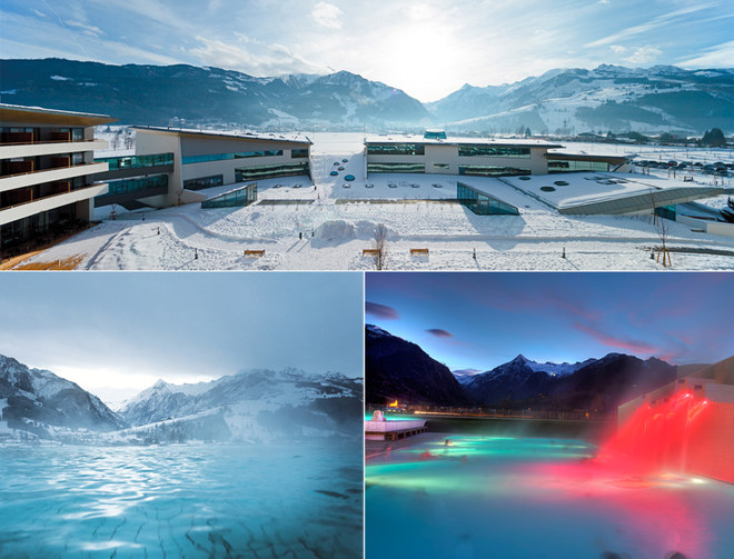 Austria, Tauern SPA
