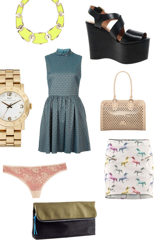 New fashion: Pay day treats to self