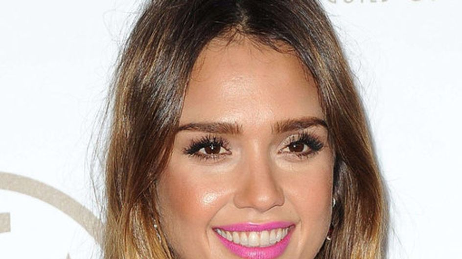 Celebrity dip dyed hair: Ombre hairstyles