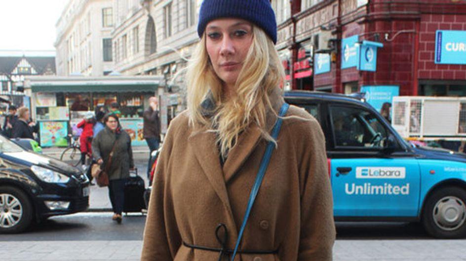 Grunge-Look im Februar: Die neuen Streetstyles aus London