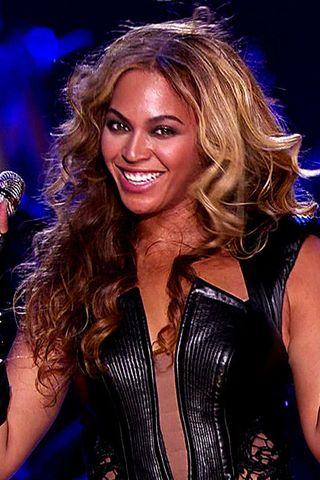 Beyonce Knowles hair