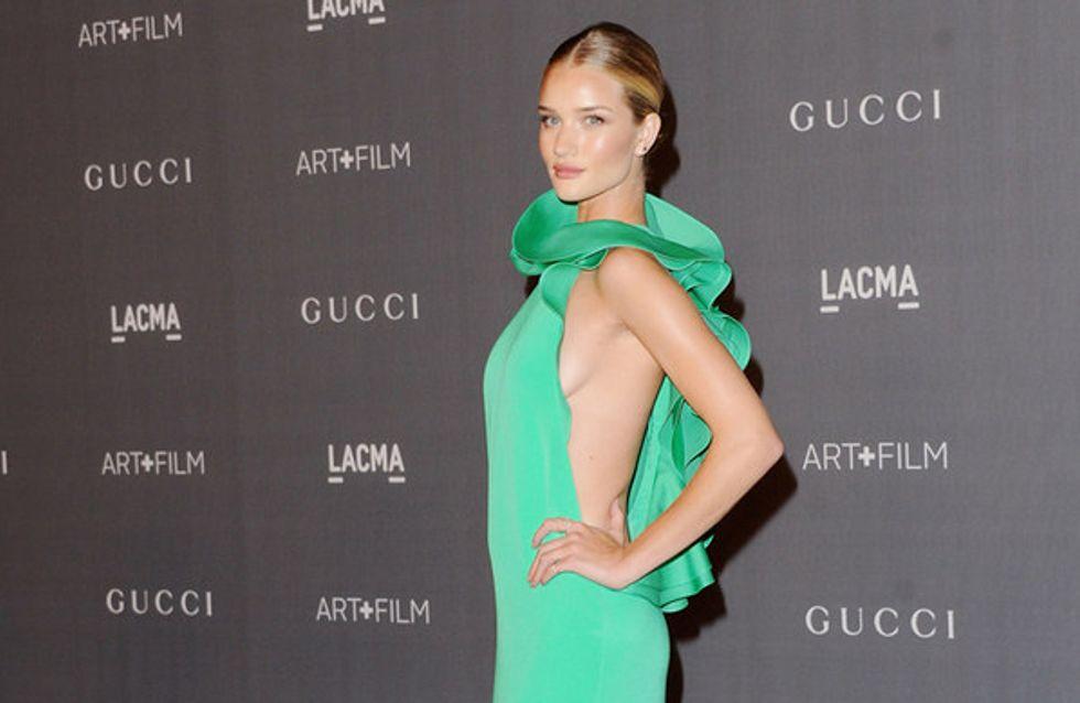 Ein echter Frischekick: Diese Stars lieben die Trendfarbe Grün!