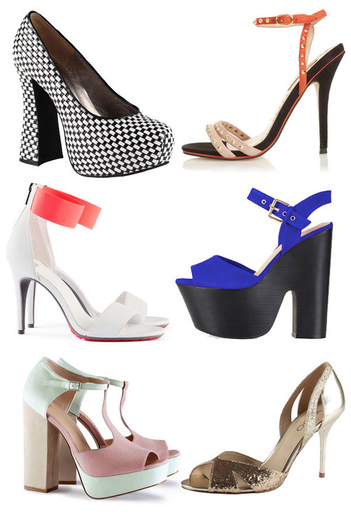 Shoes to fall in love with: 50 Hot high heels