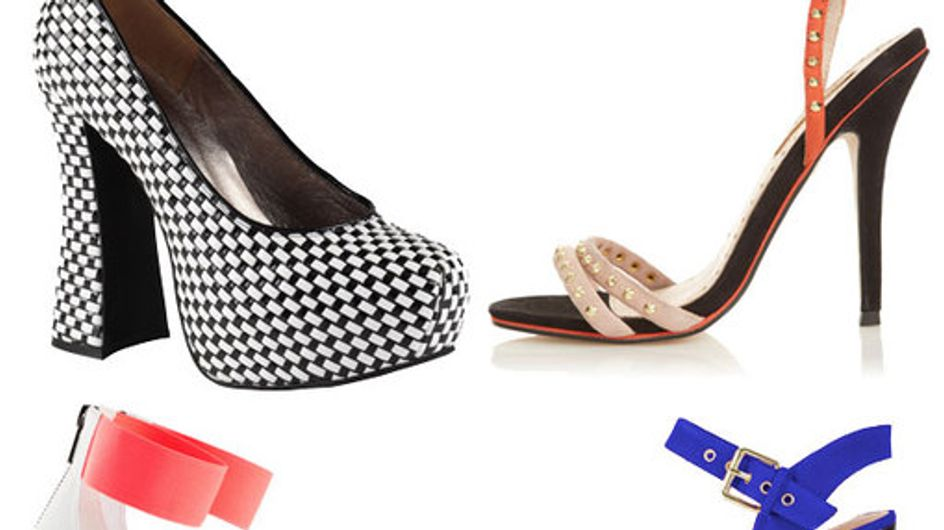 Shoes to fall in love with: 50 Fashion finds