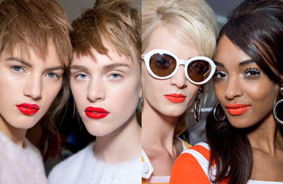 Capelli: i trend per la p/e dalle passerelle dell'alta moda
