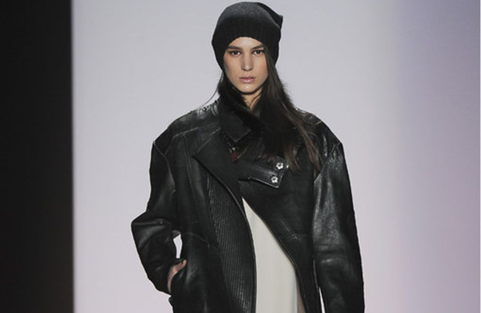 Sfilata BCBG Max Azria New York Fashion Week autunno/inverno 2013 2014