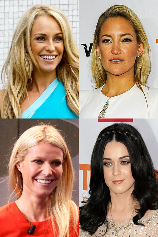 Celebrity diets: How the stars stay thin