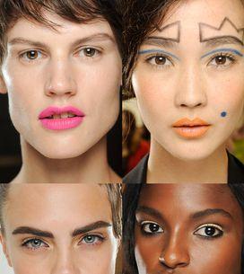 Make-up trends lente / zomer 2013