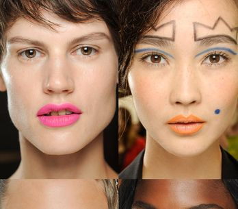 Make-up trends lente / zomer 2013