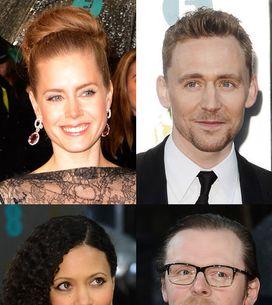 Star da red carpet/ Le stelle di Hollywood ai Bafta Awards 2013