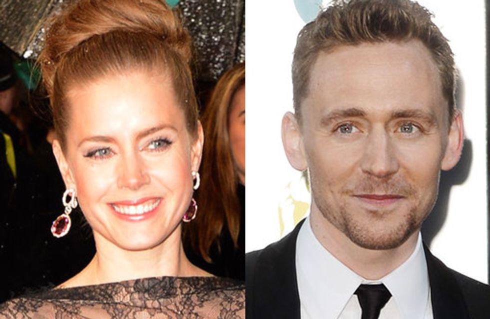 BAFTAs 2013: The stars hit the red carpet