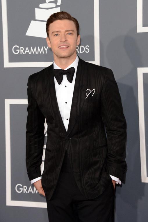 Grammy 2013: Justin Timberlake
