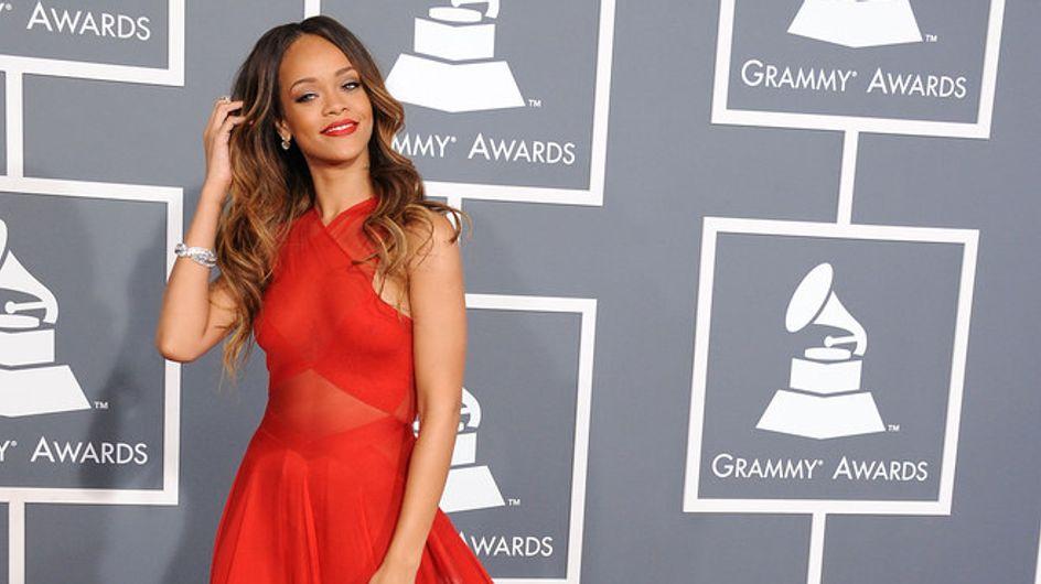 Grammy Awards 2013 : tous les looks du tapis rouge