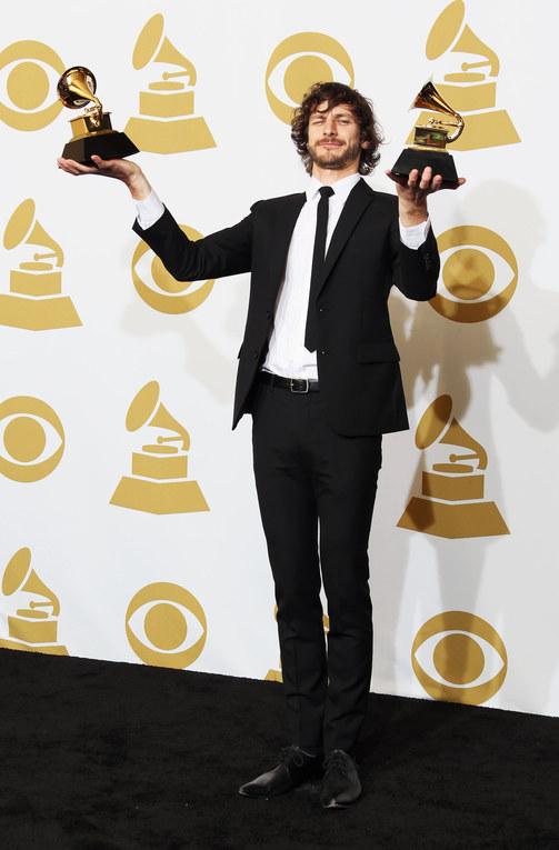 Die Grammy-Verleihung 2013