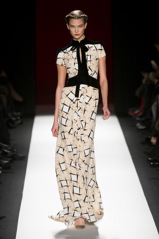 Carolina Herrera New York Fashion Week autunno/inverno 2013 2014
