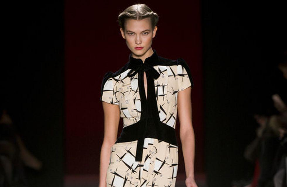 Carolina Herrera - New York Fashion Week Otoño Invierno 2013-2014
