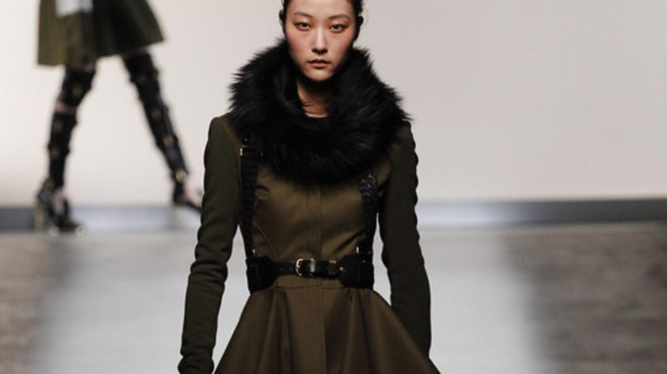 ICB by Prabal Gurung - New York Fashion Week Otoño Invierno 2013-2014