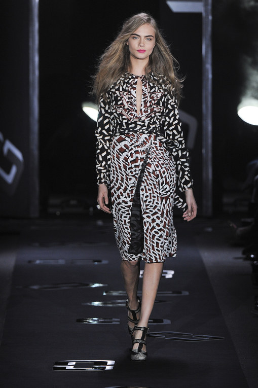 Diane Von Furstenberg - New York Fashion Week Otoño Invierno 2013-2014