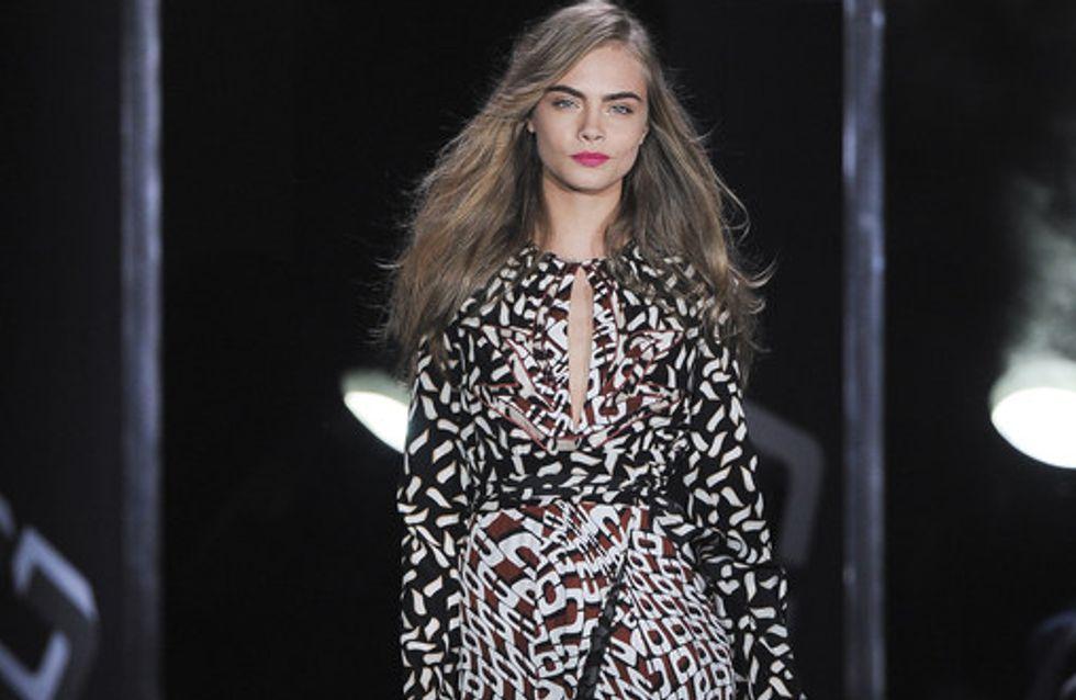 Diane Von Furstenberg - New York Fashion Week Otoño Invierno 2013-2014
