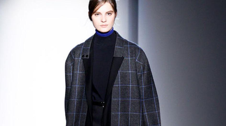 Victoria Beckham New York Fashion Week a/w 2013-2014