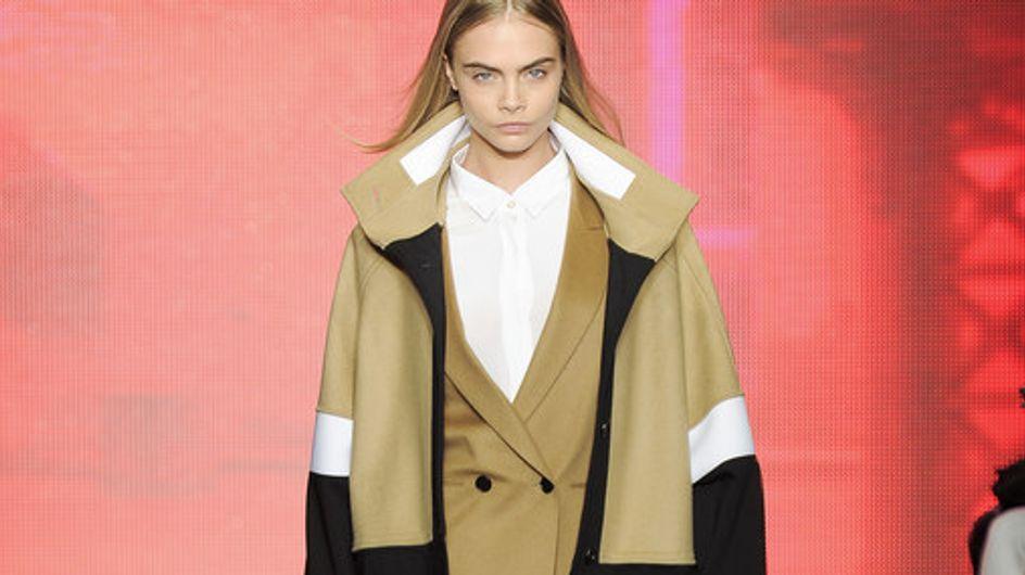 DKNY New York Fashion Week Autumn Winter 2013-2014