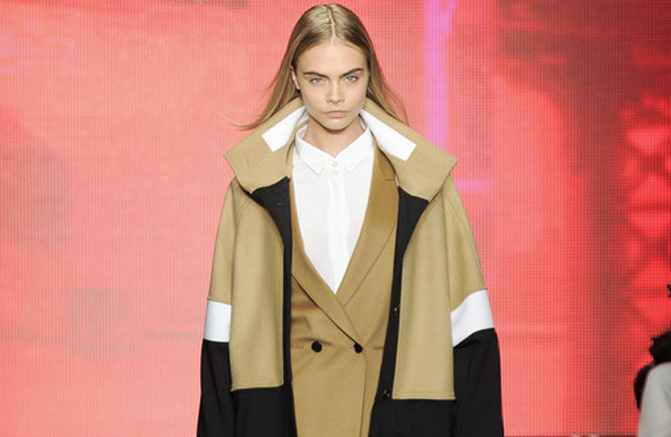DKNY - New York Fashion Week Otoño Invierno 2013-2014