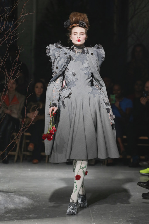 Thom Browne New York Fashion Week autunno/inverno 2013 2014