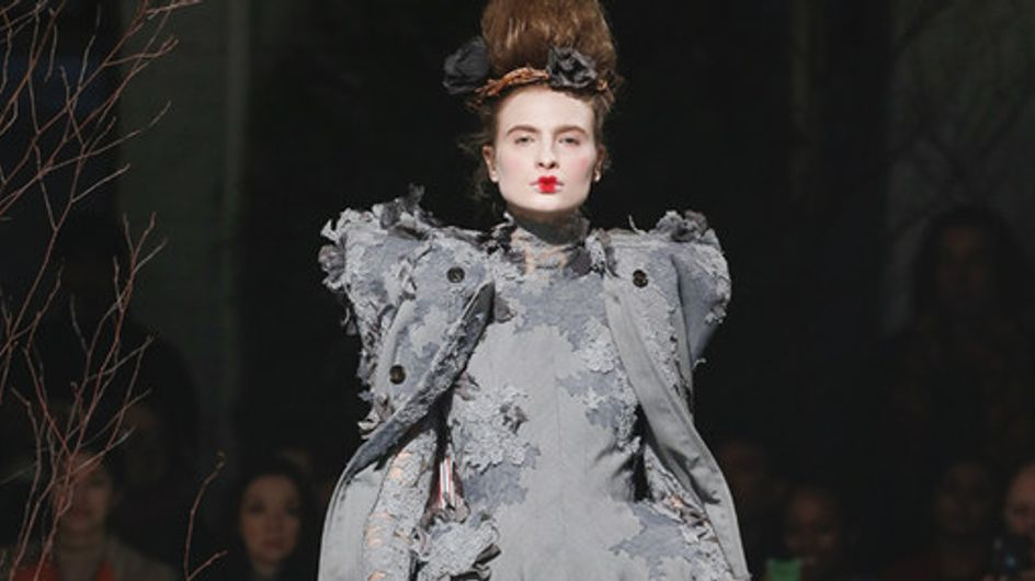 Sfilata Thom Browne New York Fashion Week autunno/inverno 2013 2014