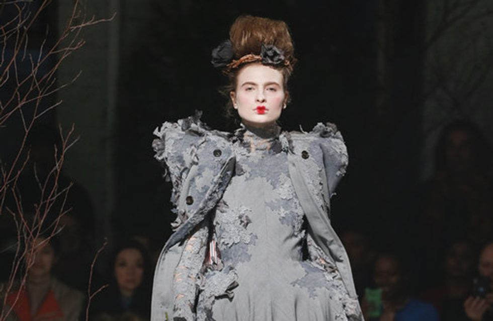 Sfilata Thom Browne New York Fashion Week autunno/inverno 2013 2014