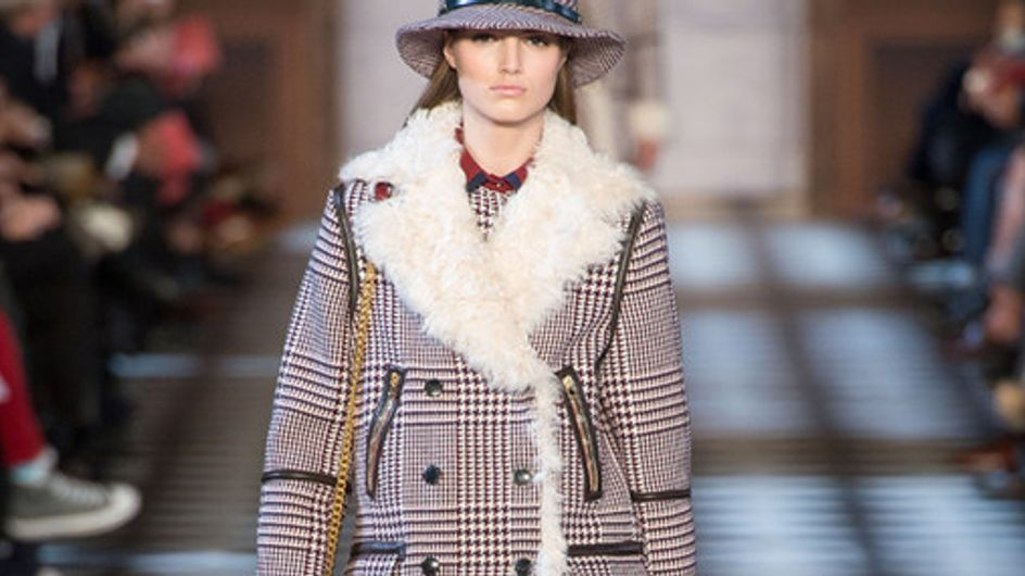 Sfilata Tommy Hilfiger New York Fashion Week autunno/inverno 2013 - 2014