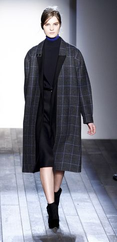 Sfilata Victoria Beckham New York Fashion Week autunno/inverno 2013 - 2014