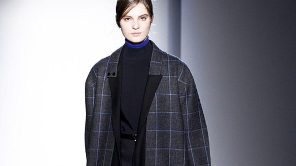 Sfilata Victoria Beckham New York Fashion Week autunno/inverno 2013 - 2014