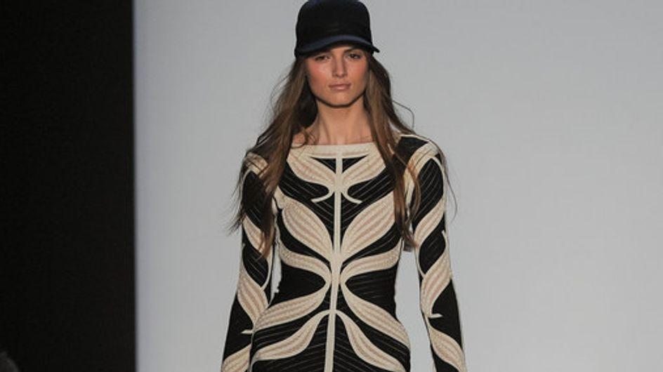 Hervé Léger by Max Azria - New York Fashion Week Otoño Invierno 2013-2014