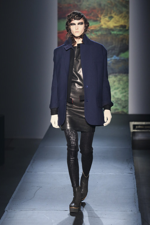 MM6 Maison Martin Margiela - New York Fashion Week Otoño Invierno 2013-2014