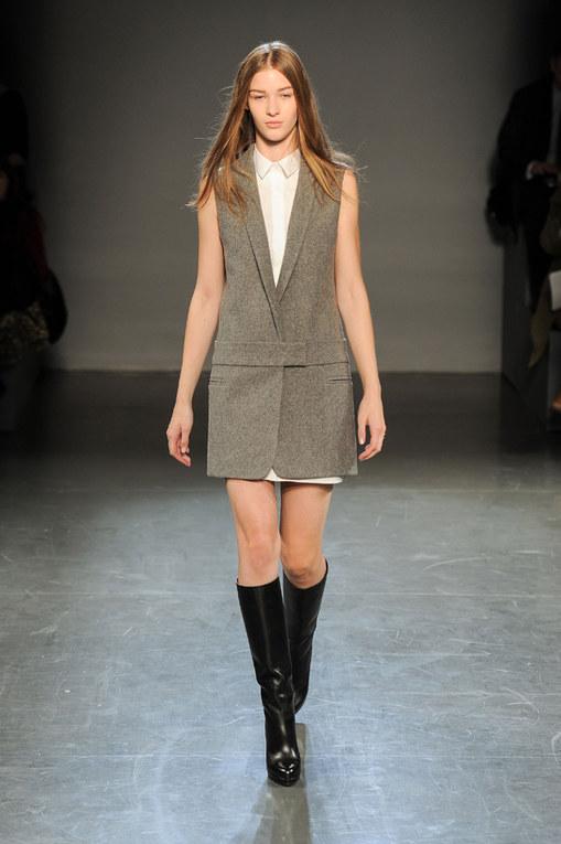Victoria, Victoria Beckham New York Fashion Week autunno/ inverno 2013 - 2014