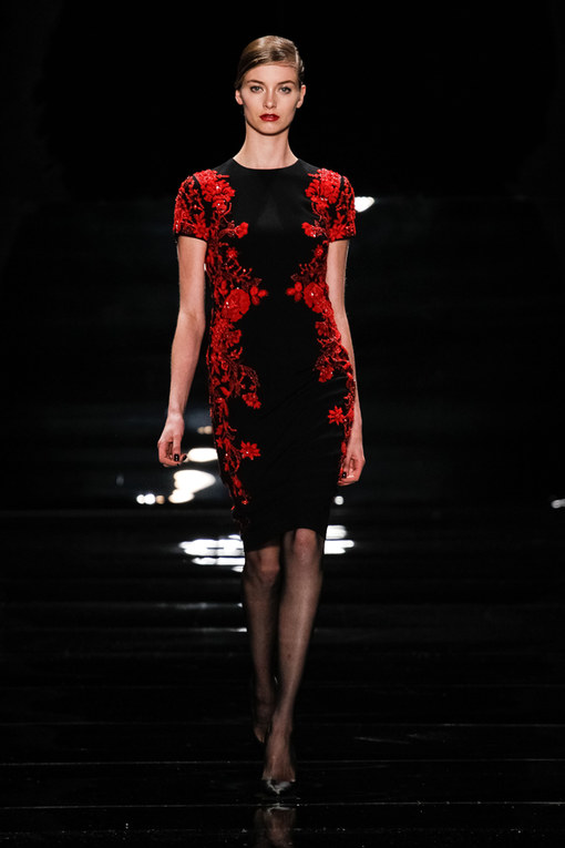 Reem Acra New York Fashion Week autunno/ inverno 2013 - 2014