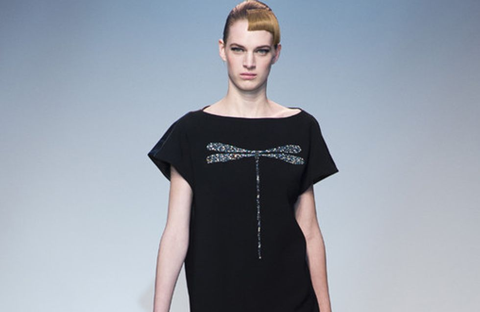 Sfilata Thakoon New York Fashion Week autunno/ inverno 2013 - 2014
