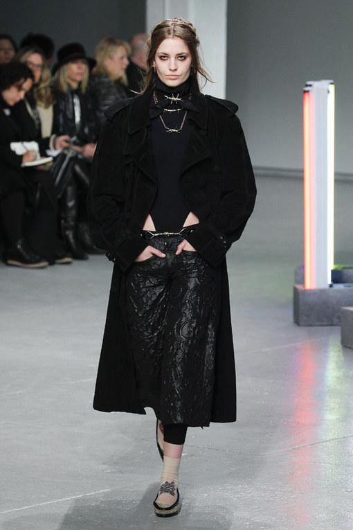 Rodarte New York Fashion Week autunno/ inverno 2013 - 2014